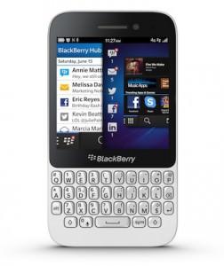 BlackBerry Aktion