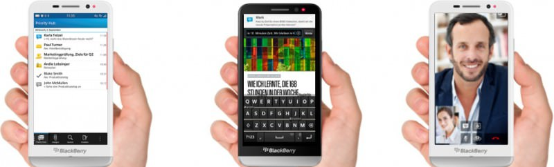 BlackBerry Enterprise Server