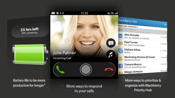 BlackBerry OS-Version 10.2.1