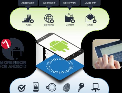 MobileIron und Samsung kündigen neues Sicherheitsniveau für Android durch die Integration von Samsung KNOX und MobileIron AppConnect an