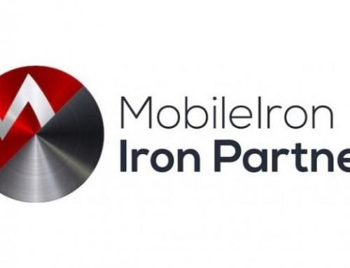 anyplace IT erreicht IRON Partnerstufe als MobileIron Partner