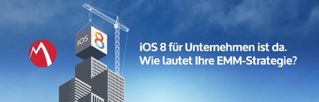 iOS 8 für Unternehmen