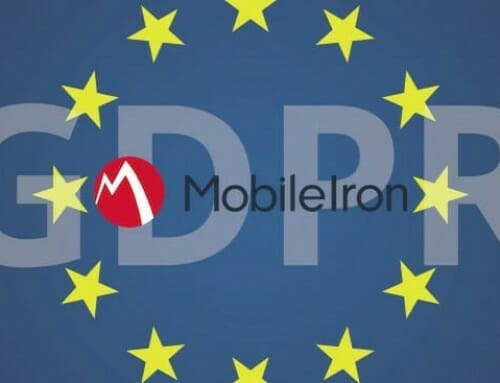MobileIron GDPR ready? Email+ Update!