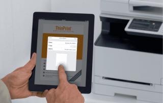 ThinPrint Mobile Print