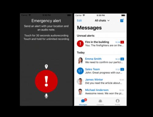 Effektive Alarmierung und Krisenkommunikation mit Teamwire Messenger