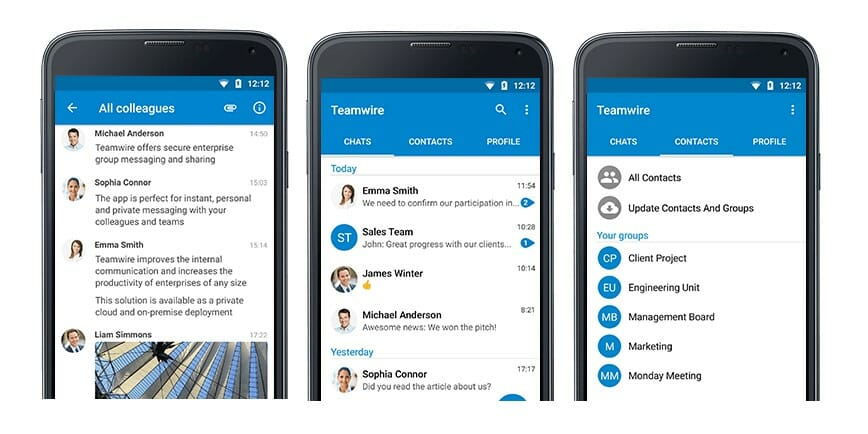 DSGVO-Messenger