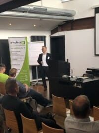 Impressionen Mobility Tech-Day 2018