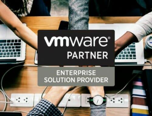 VMware Enterprise Solution Provider – anyplace IT erreicht nächstes Level