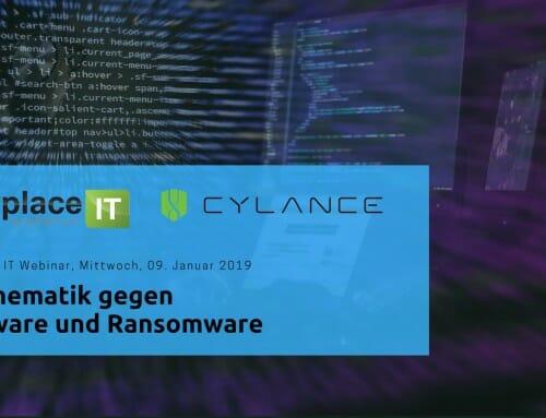 Webinar – Mathematik gegen Malware und Ransomware