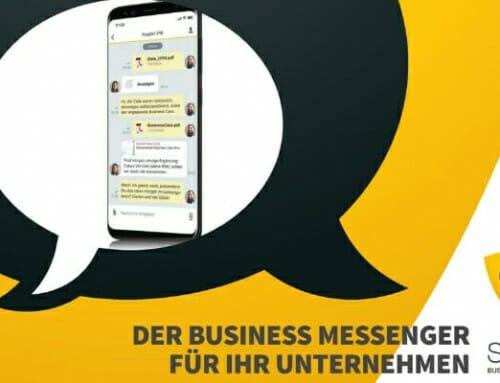 SIMSme Business – der Messenger für ihr Unternehmen