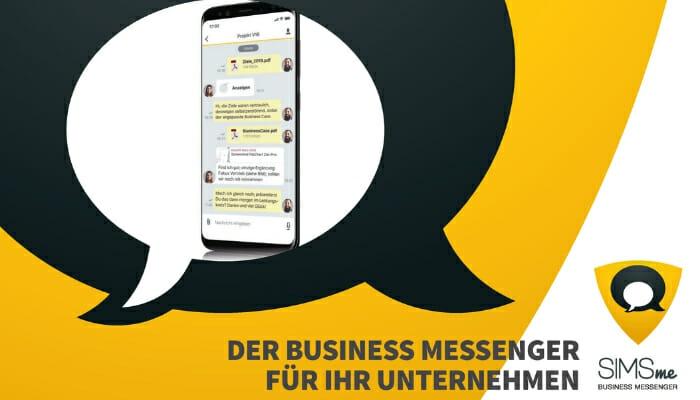 SIMSme Business von der Deutschen Post