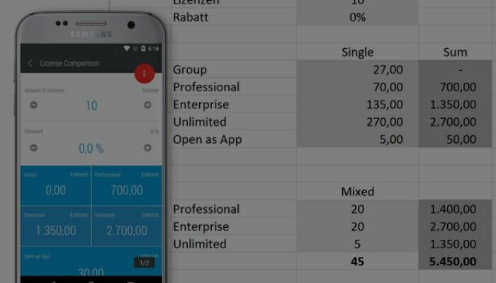 Open as App