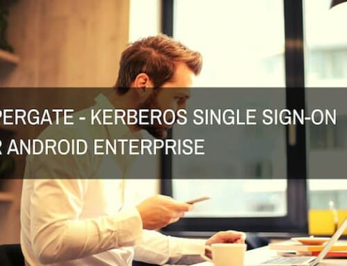 Webinar Hypergate – Kerberos Single Sign-On mit MobileIron Core für Android Enterprise