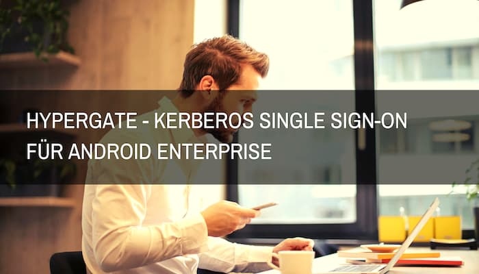 kerberos single sign-on