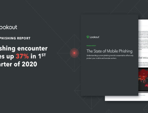Der aktuelle Mobile-Phishing-Status – jetzt Report runterladen