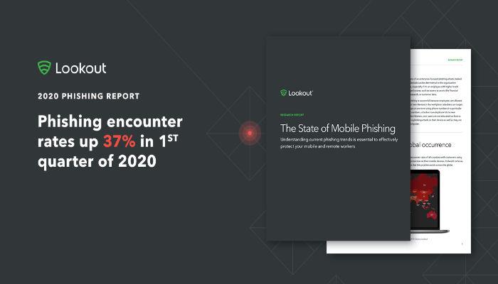 Der aktuelle Phishing-Status auf mobilen Geräten – Jetzt Phishing-Report runterladen