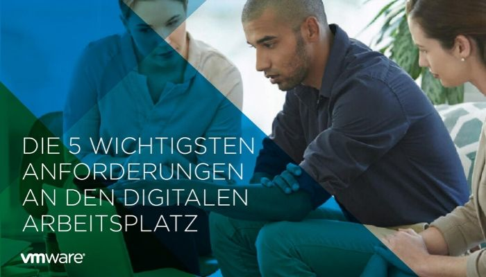 Der digitale Arbeitsplatz der Zukunft