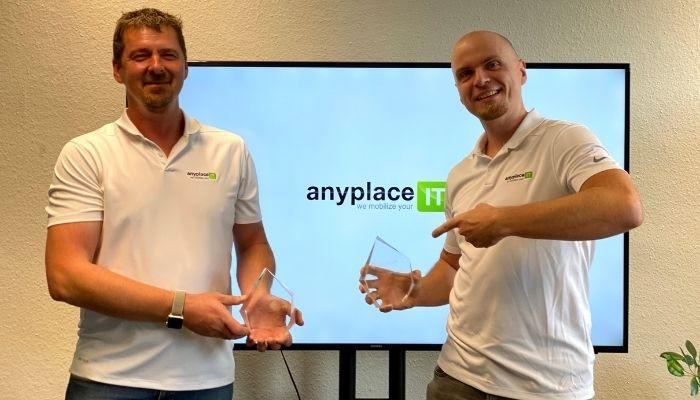 Lookout Partner Summit – Zwei Auszeichnungen für die anyplace IT
