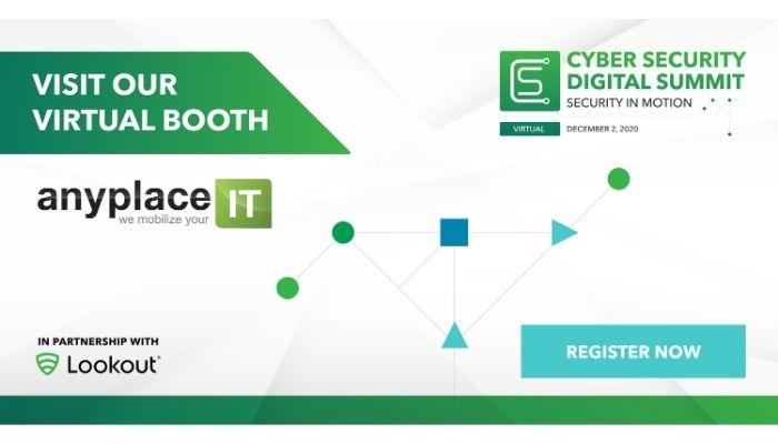 Cyber Security Digital Summit 2020