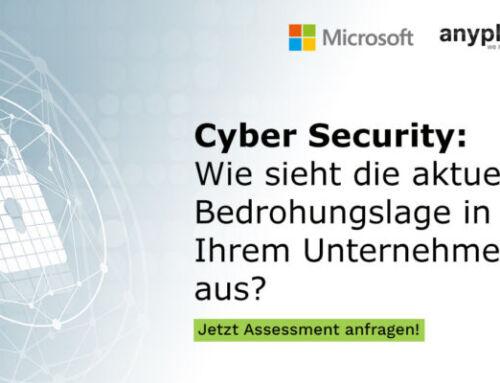 Cyber Security: Wie sieht die aktuelle Bedrohungslage im eigenen Unternehmen aus?