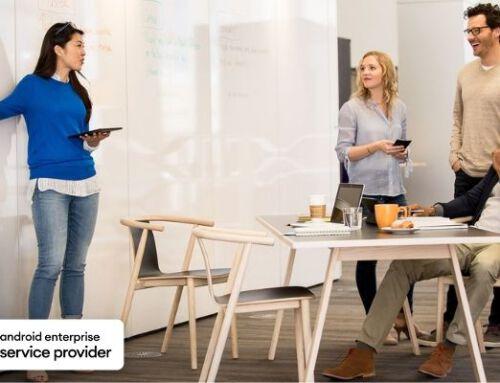 Wir sind Ihr Android Enterprise Service Provider!