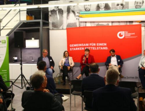 BVMW Politiker-Talk zur Bundestagswahl 2021